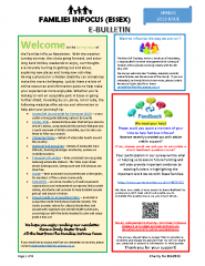 Ebulletin April 2019